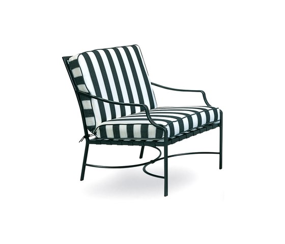 Barcelona Club Armchair by KETTAL | Garden armchairs