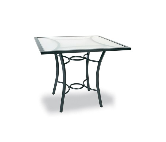 Barcelona Squared Table by KETTAL | Dining tables