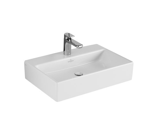 Memento Surface-mounted washbasin by Villeroy & Boch | Wash basins