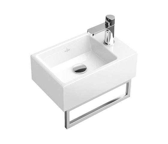 Memento Handwashbasin by Villeroy & Boch | Wash basins