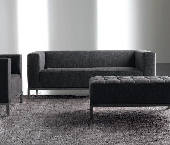 Farrell Sofa de Meridiani | Canapés d'attente