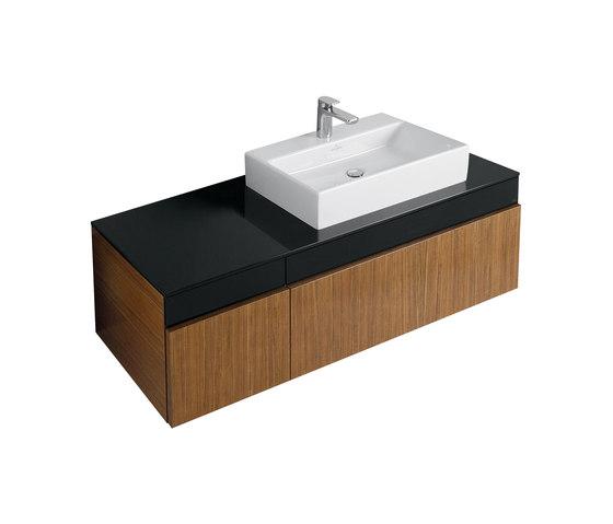 Memento Vanity unit for washbasin by Villeroy & Boch | Vanity units