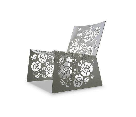 Roses 1450 Sessel von Vibieffe | Gartensessel