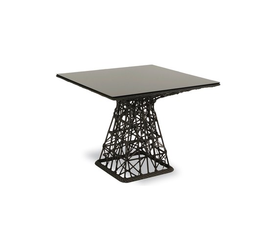 Maia Squared table by KETTAL | Dining tables