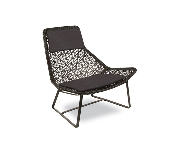 Maia relax armchair by KETTAL | Garden armchairs