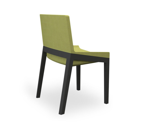 Tonic  chair wood de Rossin | Chaises
