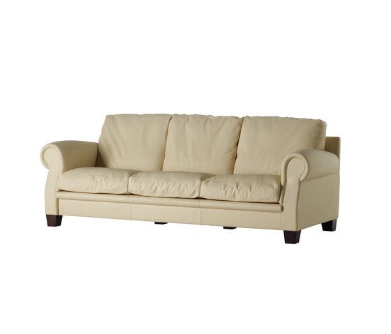Austen by Poltrona Frau | Lounge sofas