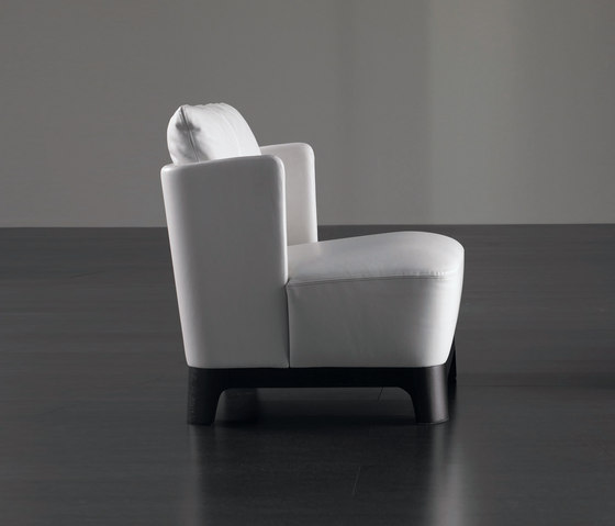 Keeton Armchair Lounge Chairs From Meridiani Architonic