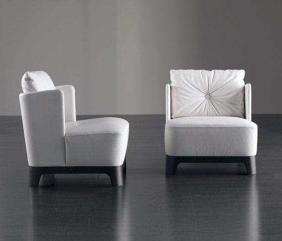 Keeton Armchair by Meridiani | Lounge chairs