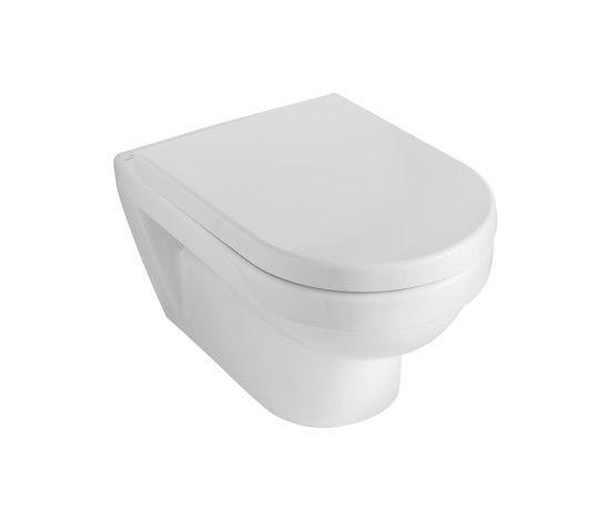 Omnia architectura WC a cacciata di Villeroy & Boch | Vasi