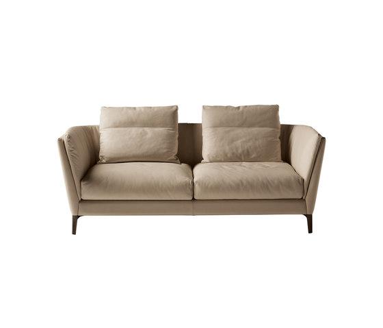Bretagne de Poltrona Frau | Sofás lounge