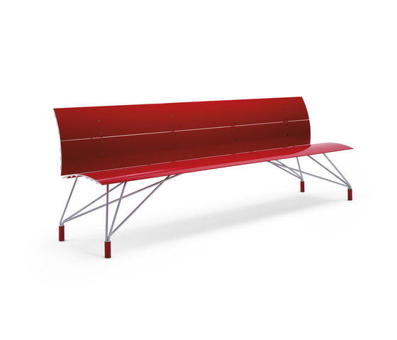 Filo by ALL+ | Garden benches
