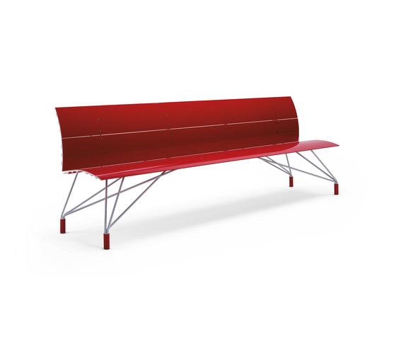 Filo von ALL+ | Sitzbänke