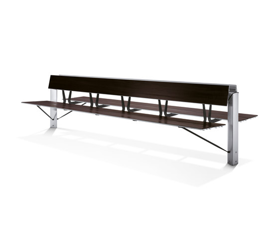Loco Bench by ALL+ | Waiting area benches