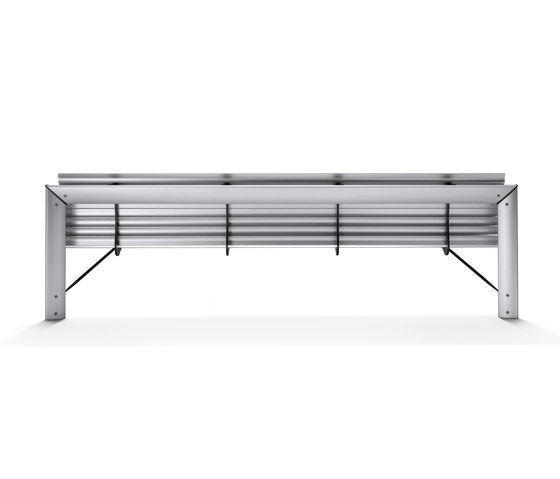 Loco Bench by ALL+ | Exterior benches