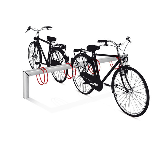 Loco Bycicle stands de ALL+ | Soportes para bicicletas