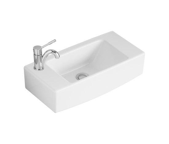 Pure Basic Handwashbasin by Villeroy & Boch | Wash basins