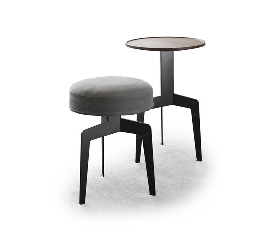 9500 - 65 | 66 | 67 Small tables, ottomans by Vibieffe | Poufs