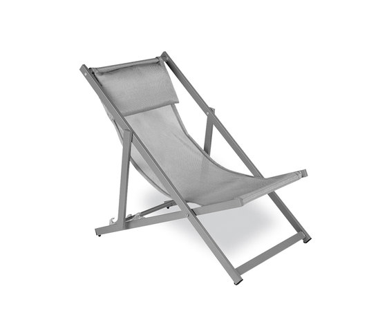 Via Multiposition Armchair by KETTAL | Sun loungers