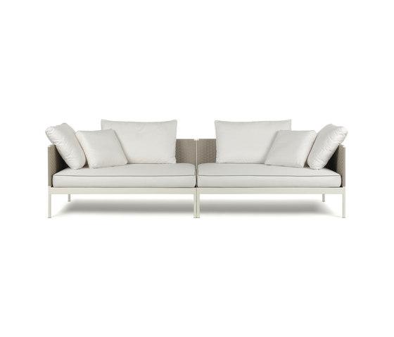 BASKET 353 by Roda | Garden sofas