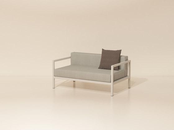 Landscape 2-seater L by KETTAL   Sofas