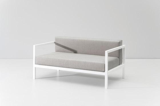 Landscape 2-seater L by KETTAL | Garden sofas
