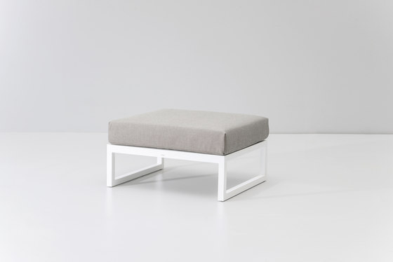 Landscape footstool by KETTAL | Stools