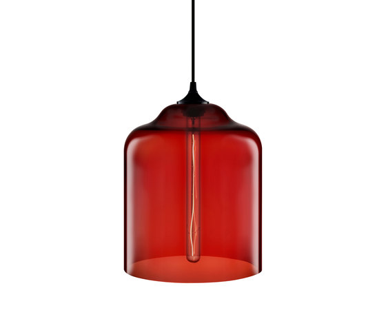 Bell Jar Modern Pendant Light de Niche | Iluminación general