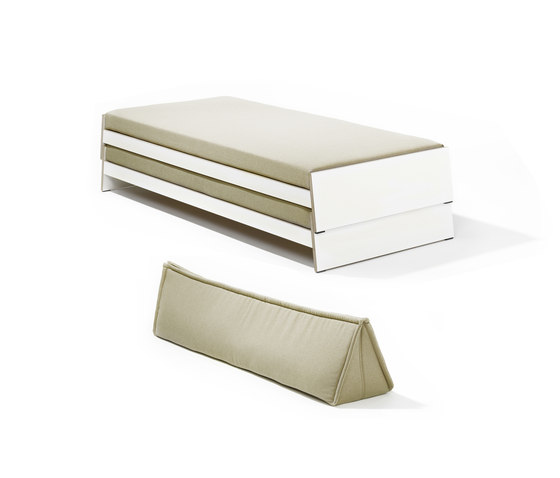 Lönneberga MDF stacking bed de Lampert | Camas individuales