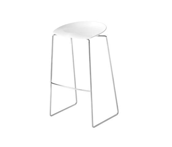 Flan stool di Desalto | Sgabelli per bar