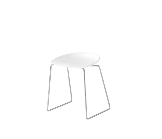 Flan stool von Desalto | Mehrzweckhocker