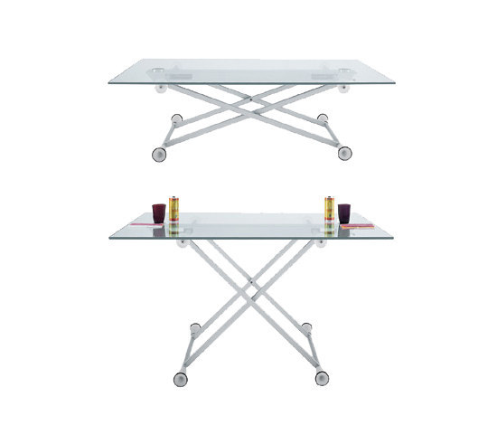 Lifter adjustable height table by Desalto | Coffee tables