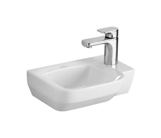 Sentique Semi-recessed washbasin by Villeroy & Boch | Wash basins