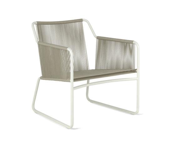 HARP 368 by Roda | Garden armchairs