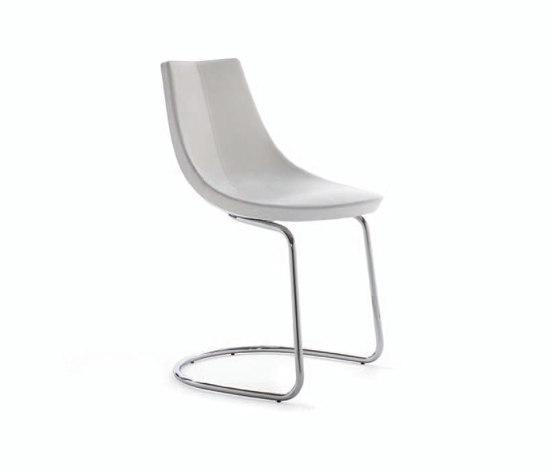 Talea cantilever chair by Desalto | Visitors chairs / Side chairs