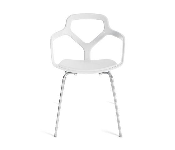 Trace sedia di Desalto | Sedie visitatori
