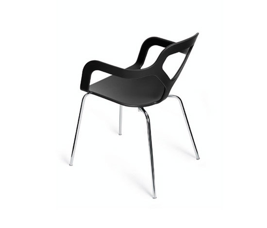 Trace chair by Desalto | Garden chairs