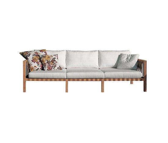 MISTRAL 103 by Roda | Garden sofas