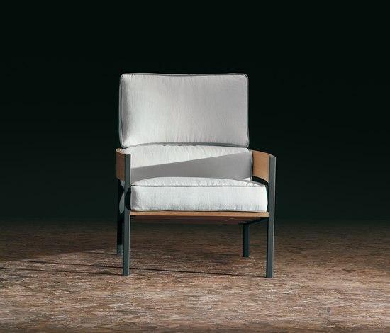 NAP 080 by Roda | Garden armchairs