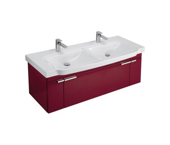 Sentique Vanity unit for washbasin de Villeroy & Boch | Armarios lavabo
