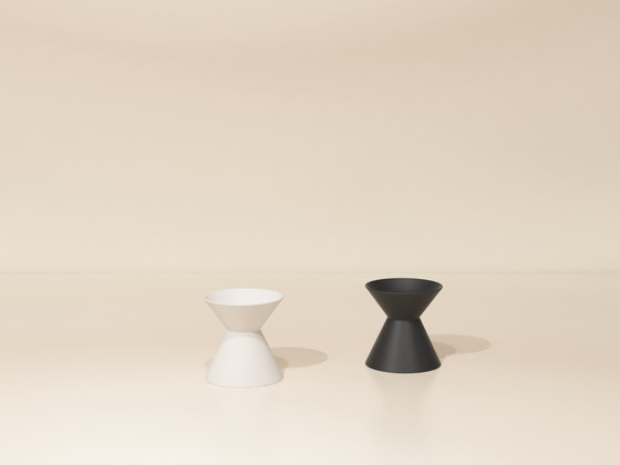 Objects zigzag oil lamp de KETTAL | Quinqués