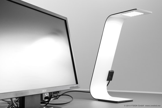 oneLED table luminaire by oneLED | General lighting