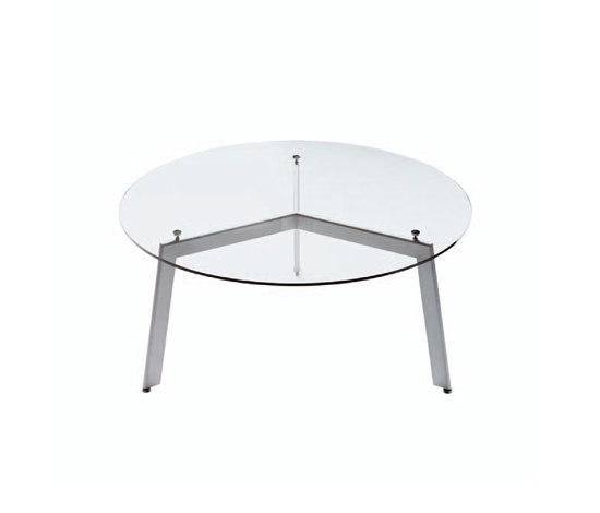 Link round table by Desalto | Meeting room tables
