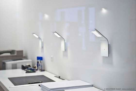oneLED wall luminaire indirect di oneLED | Illuminazione generale