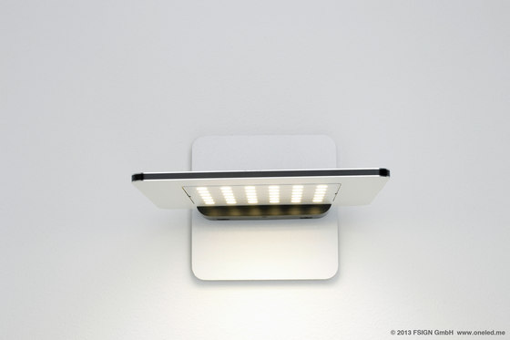 oneLED wall luminaire rotatable de oneLED | Iluminación general