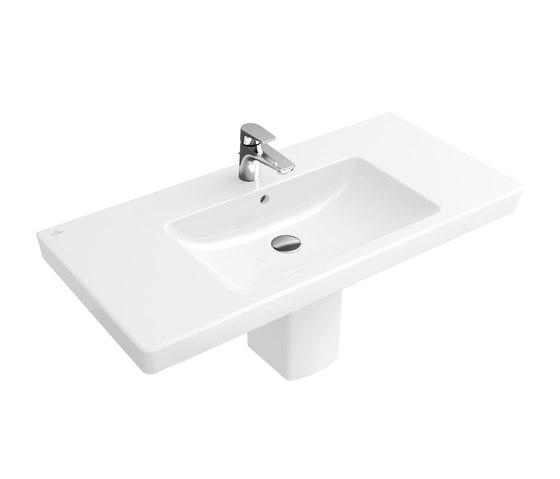 Subway 2.0 Vanity washbasin by Villeroy & Boch | Vanity units
