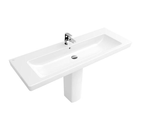 Subway 2.0 Vanity washbasin by Villeroy & Boch   Wash basins