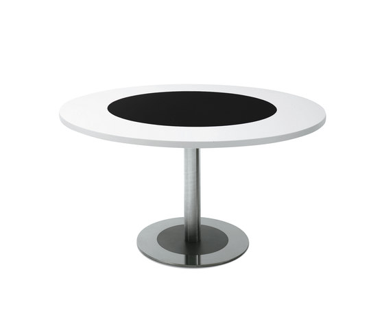 4to8 round table by Desalto | Meeting room tables