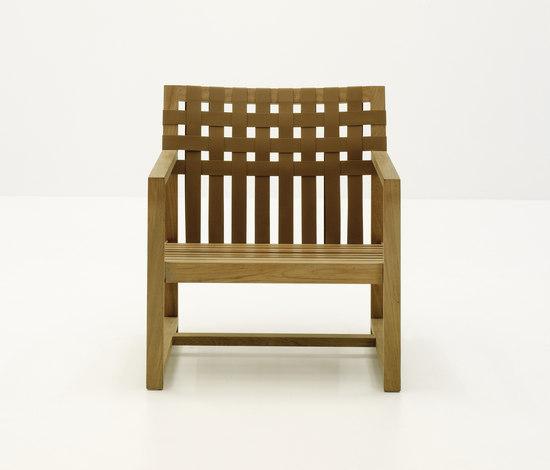 NETWORK 168 by Roda | Garden armchairs