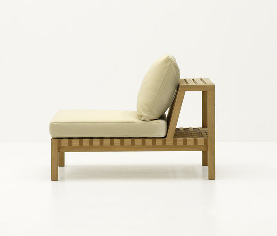 NETWORK 110 by Roda | Garden armchairs